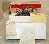 Vintage 1960s Phantom 2 Rolls Royce Transistor Solid State Radio NOS W/ BOX