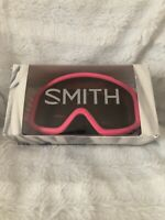 Smith Sidekick Youth Girls Small Ski Snowboard Goggles Bright Pink Cupcakes NWT!