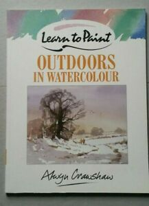 Learn To Paint by Alwyn Crawshaw 1986 (Paperback)