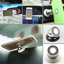 360 Degree Universal Car Phone Holder Magnetic Air Vent Mount Cell Phone Stand
