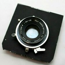 Fuji FUJINON W 125mm 1:5.6 Lens for Large Format *As Is* #MS13b