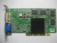 Ati Rage Fury R128 PN 109-63100-10 32mb AGP
