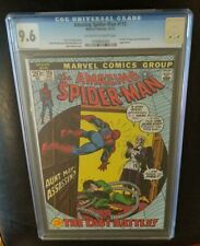 Amazing Spider-Man 115 CGC 9.6 OW/W Pages Doctor Octopus Hammerhead App Marvel