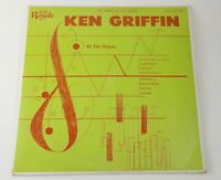 "Ken Griffin at the Organ Royale 10"" Record, Long Play 1877, Very Good."