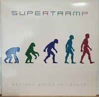 Supertramp - Brother Where You Bound Translucent Vinyl LP - 1985