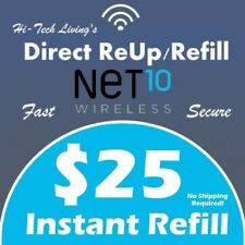 $25 NET10 >>FASTEST<< REFILL RE-UP DIRECT ELECTRONIC REFILL