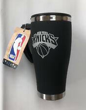 Insulated Thermal Travel Coffee Mug Cup - NBA NY New York Knicks Basketball