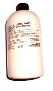Liquid Latex Light Flesh 16oz Mehron Flesh Tan Soft Beige Liquid Makeup Face