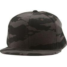 $24 Undefeated Combat Fleece Snapback Ballcap black