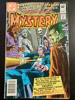The HOUSE of MYSTERY #303 (1982 DC Comics) ~ LOW GRADE Comic Book
