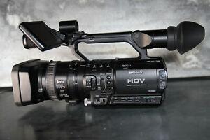 Sony HVR-Z1E Camcorder defekt
