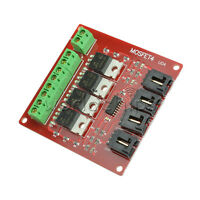 Four Channel 4 Route MOSFET Button IRF540 MOSFET Switch Module For Arduino W