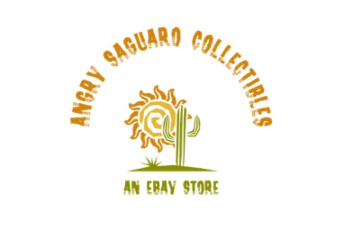 Angry Saguaro Collectibles