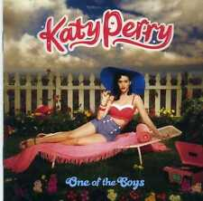 KATY PERRY - ONE OF THE BOYS - NEW CD!!