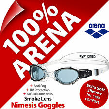 Arena Nimesis Swimming Goggles Adult Training Tri Competition Racing UV Anti-Fog