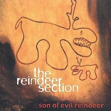 NEW - SON OF EVIL REINDEER by Reindeer Section