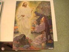 "Ultra Rare puzzle ""The Resurrection"" Vintage"