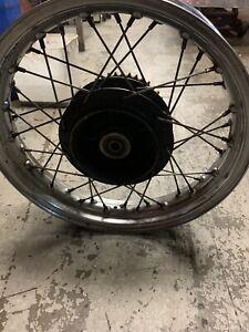 Marauder Rear Wheel Rim