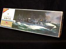 Antique!! JMSDF Destroyer Minegumo DDK-116 1/200 Nichimo Power Model