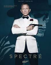 Spectre (Blu-ray Disc, 2016, US REGION 1 CANADA AND US)NEW SEALED WITH COVER