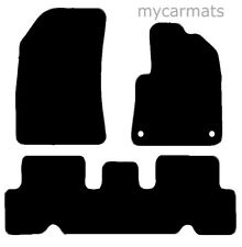 Citroen C4 Picasso (2014-Present) New Fully Tailored Car Floor Mats Black Carpet