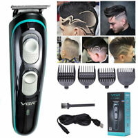 Barber Professional Cordless Electric Hair Clippers Trimmer Beard Cutter Haircut