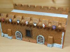 Converti WARHAMMER forteresse wall section partie peint (L)