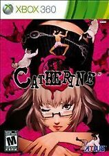 XBOX 360 GAME CATHERINE *BRAND NEW & FACTORY SEALED*