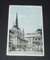 CPA 1910 CARTE POSTALE FRANCE PARIS LA SAINTE-CHAPELLE