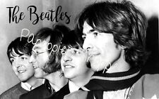 Fabric Block The Beatles John Lennon Paul McCartney Ringo Star George Harrison