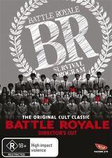 Battle Royale (DVD, 2012)