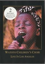 Watoto Children's Choir Live In Los Angeles DVD - Region 4 (2 disc set)