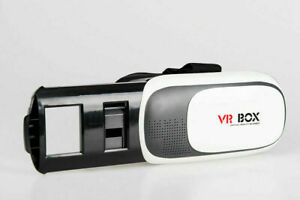 Virtual Reality Google Cardboard 2nd Gen VR Box 3D Glasses Android Iphone
