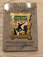 MARVEL MASTERWORKS: AMAZING SPIDER-MAN VOL. 1st Print