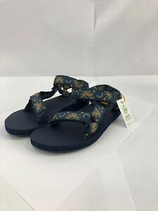 Teva Women's W Original Universal Sport Sandal Insignia Blue, 5 M 1003987 SAMIB