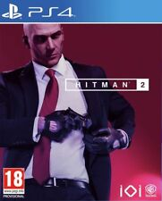 Hitman 2 (PS4) Sony PlayStation 4 - Brand New and Sealed - Action Adventure