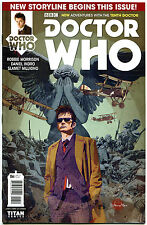 DOCTOR WHO #6 A, VF/NM, 10th, Tardis, 2014, Titan, 1st, more DW in store, Sci-fi