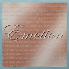 "[BEE GEES] DESTINY'S CHILD~EMOTION~2001 UK 2-TRACK ""PROMO"" 12"" SINGLE [Ref.1]"
