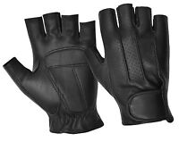 Leather Driving Gloves Retro Classic Mens Womens Top Quality Comfort Soft