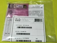 NEW SEALED CISCO SFP-10G-ZR SFP TRANSCEIVER MODULE GBIC *DHL FREE SHIPPING
