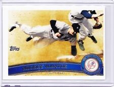 2011 Topps #7 Mickey Mantle > New York Yankees