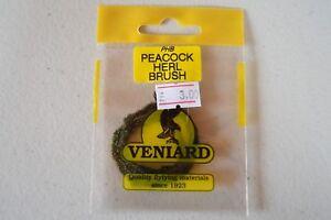 Veniard Peacok Herl Brush