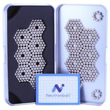 520 Pcs 5mm Magnetic Fidget Balls Silver Stress Relief Toys Office Gadgets