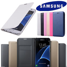 Leather Card Holder Wallet Flip Case Cover for Samsung Galaxy A9 2018