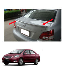 Rear Spoiler TRD Style Painted For Toyota Vios Yaris Sedan Belta 2007 - 2013