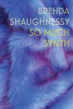 So Much Synth, Shaughnessy, Brenda, Good Book