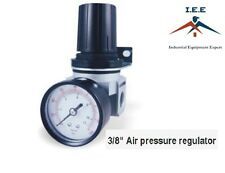 "3/8"" Air pressure regulator for compressed air compressor w/ gauge R503"