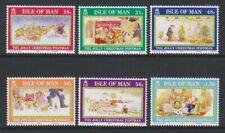 Isle of Man - 2008, Christmas set - MNH - SG 1467/72