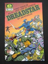 Dreadstar #1 - #10 1982  VF/NM Lot of 10 High Grade Marvel Epic Comics