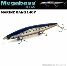 Megabass Saltwater Floating Minnow Lure Marine Gang 140F